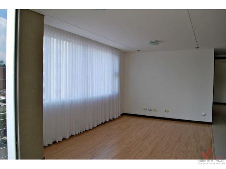 renta apartamento en 12 calle zona 14