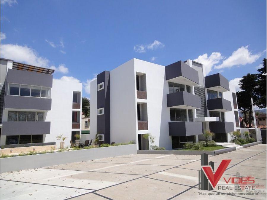 apartamento en renta z15 res el valle