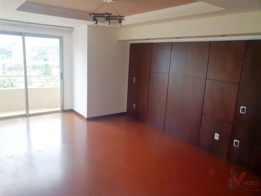 renta apartamento zona 15 0 calle