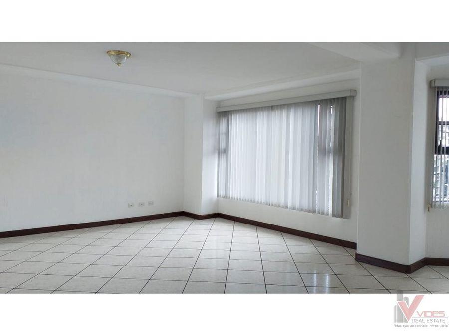 renta apartamento en 23 avenida zona 15