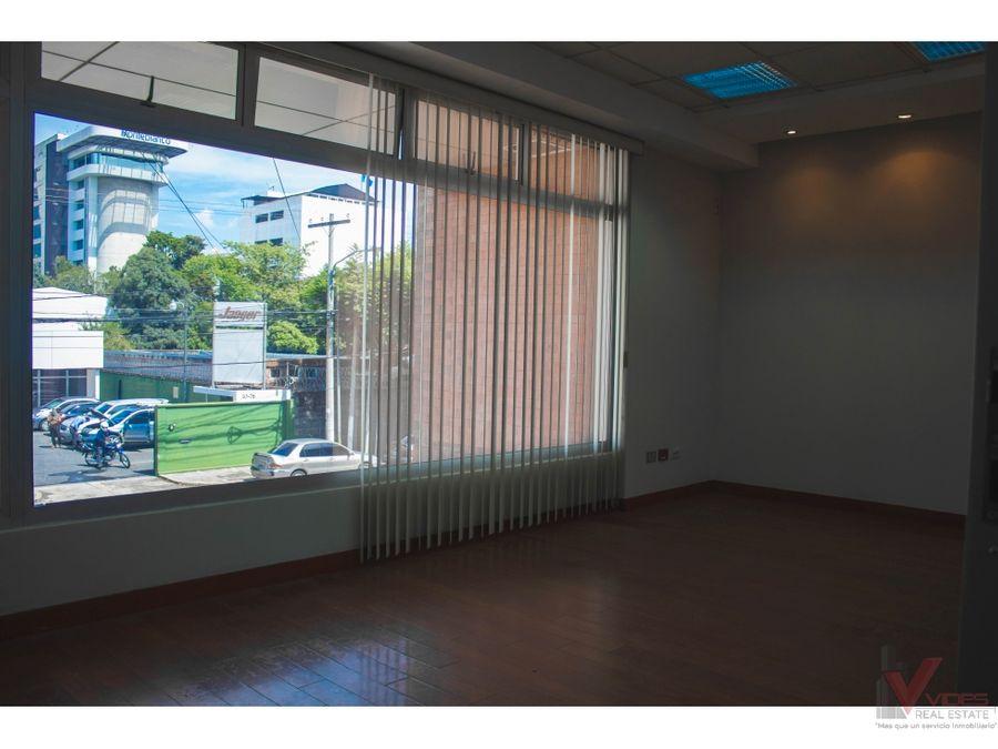 renta edificio zona 9 3a avenida