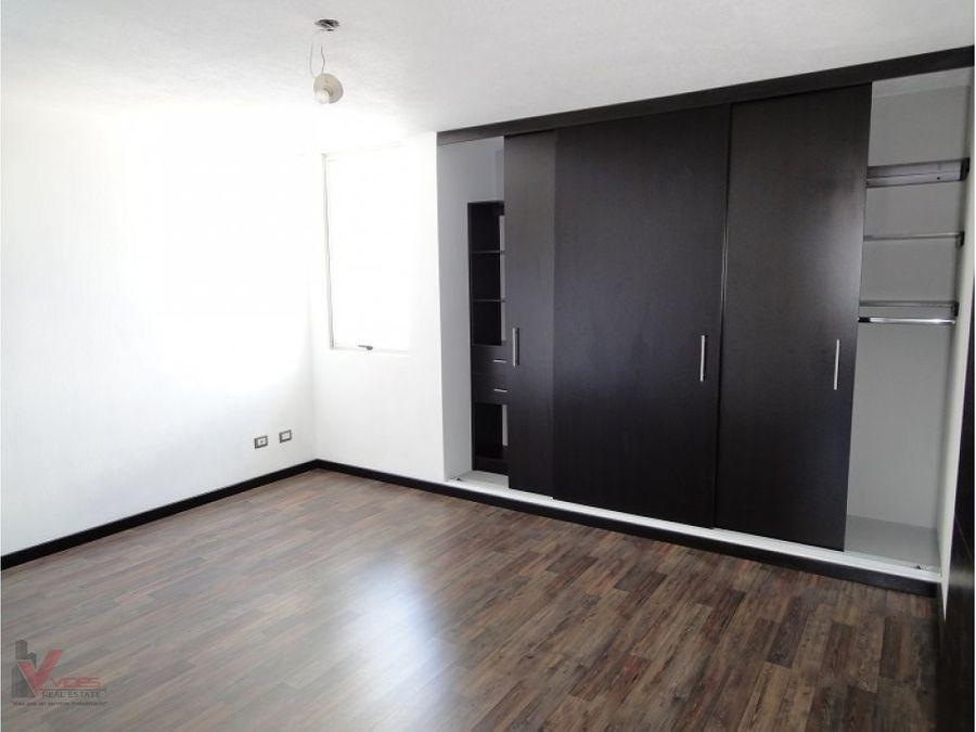 apartamento en venta z15 res el valle