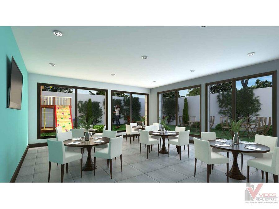 venta domos apartamento z16