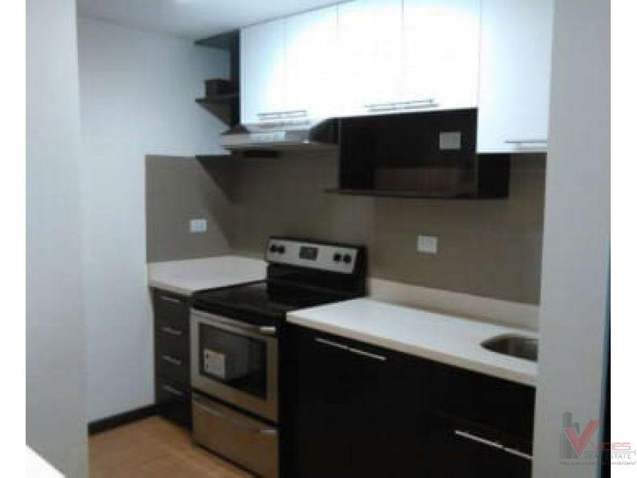 renta apartamento en km 145 cs