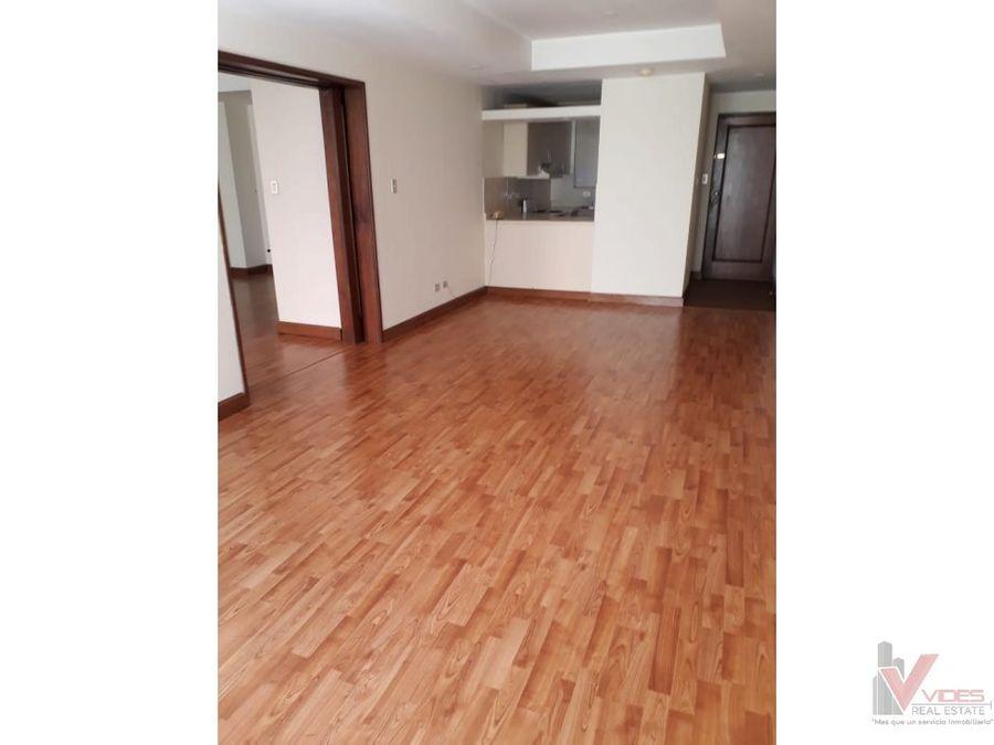 renta apartamento 18 calle zona 14