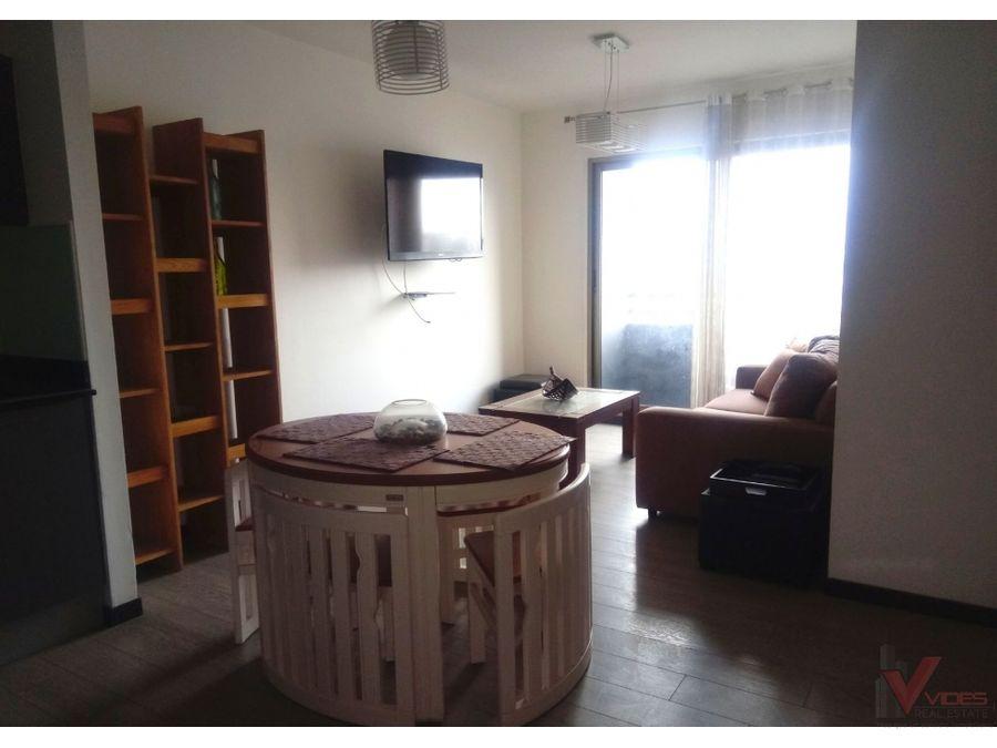 renta apartamento amueblado 2 habitaciones zona 10