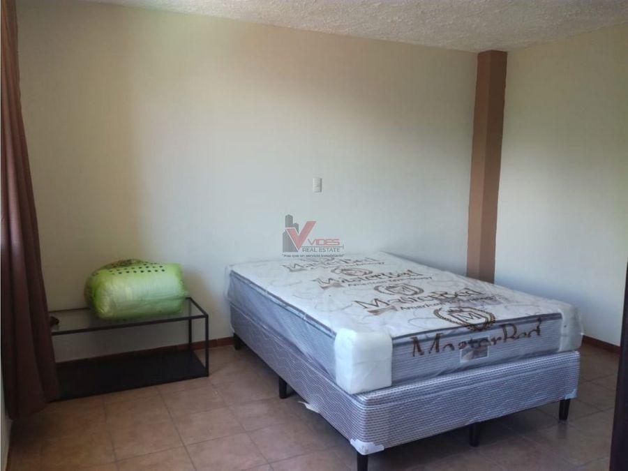 apartamento en renta zona 14 av las americas