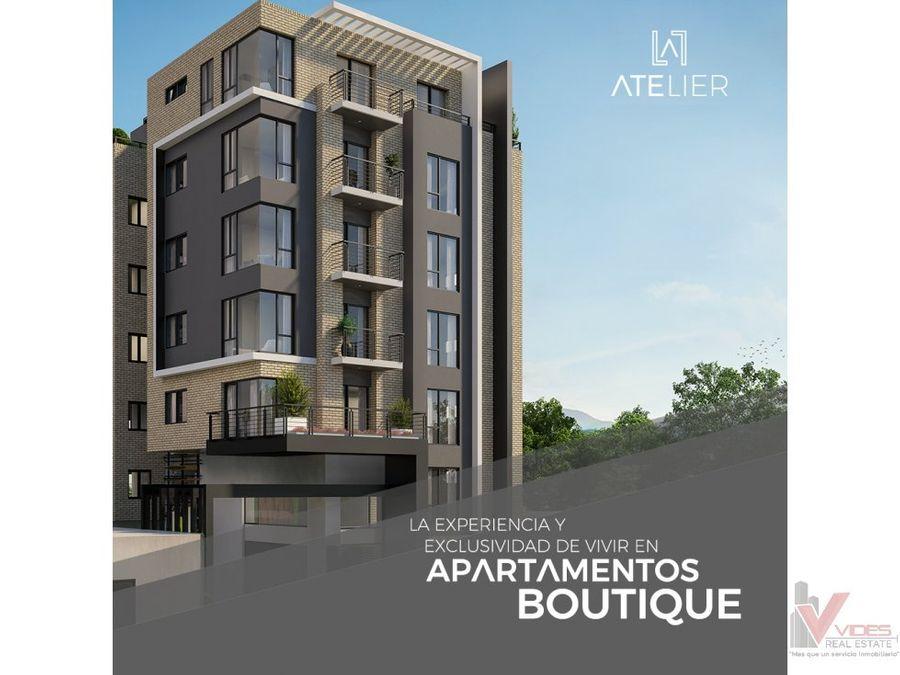 venta apartamentos atelier