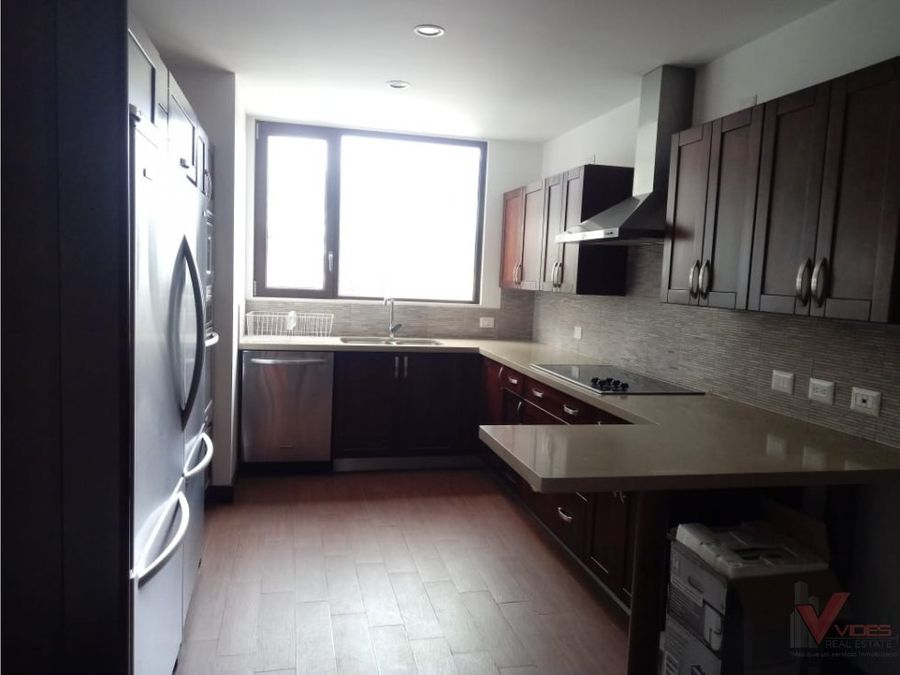 renta apartamento vista hermosa ii zona 15