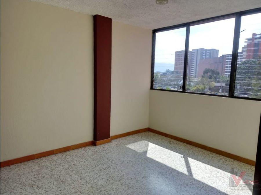 apartamento en renta 15 calle zona 14