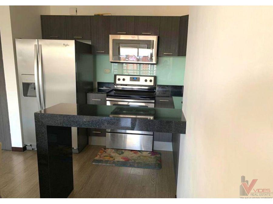 renta apartamento amueblado 3 habitaciones zona 10