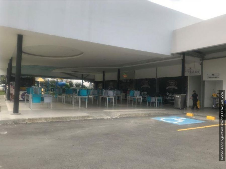 alquiler local comercial en seniors mall