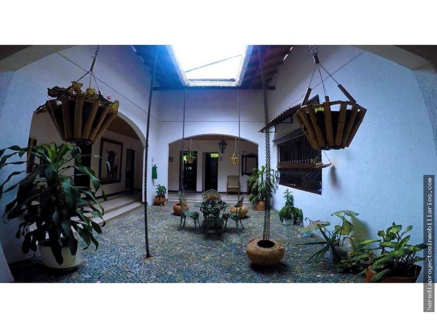 venta hotel via al eden armenia q