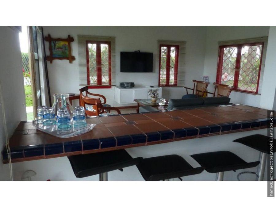 alquiler casa campestre la tebaida