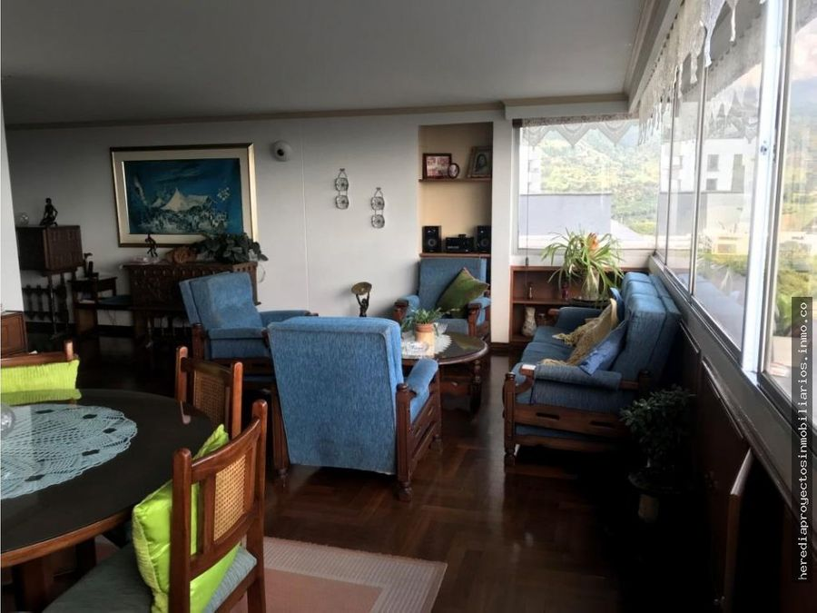 venta apartamento sector parque fundadores