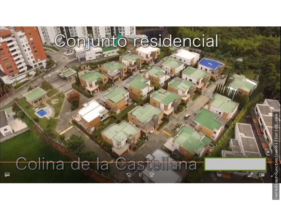 venta casa sector la castellana armenia q