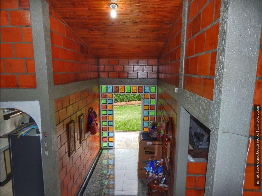 casa campestre en venta via club campestre