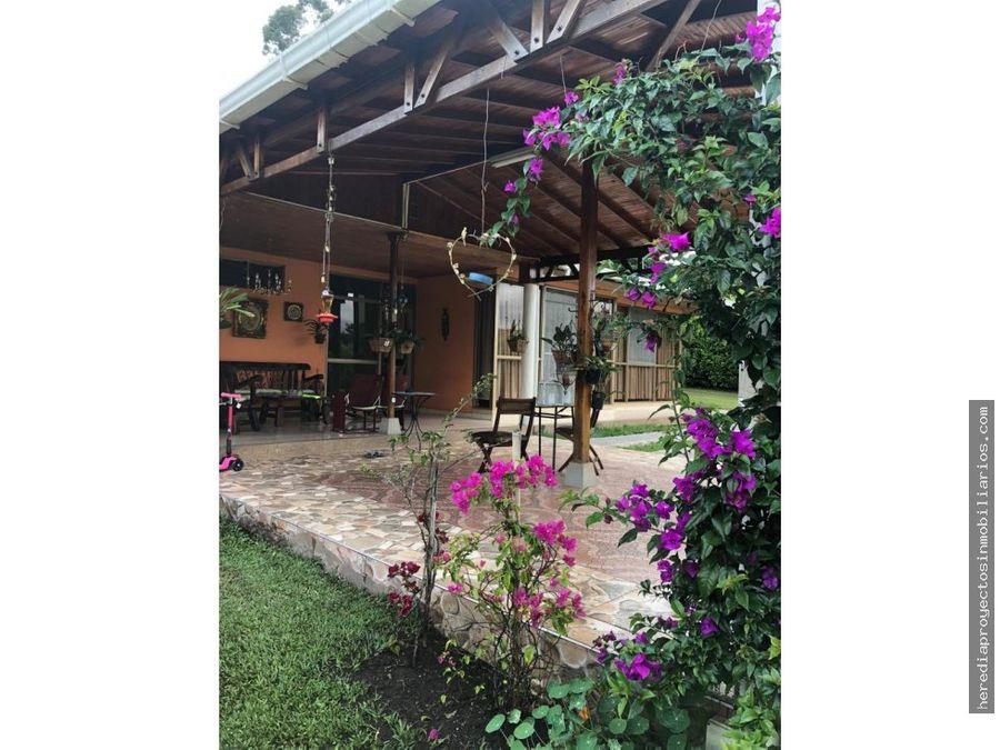 venta casa campestre conjunto residencial el bosque