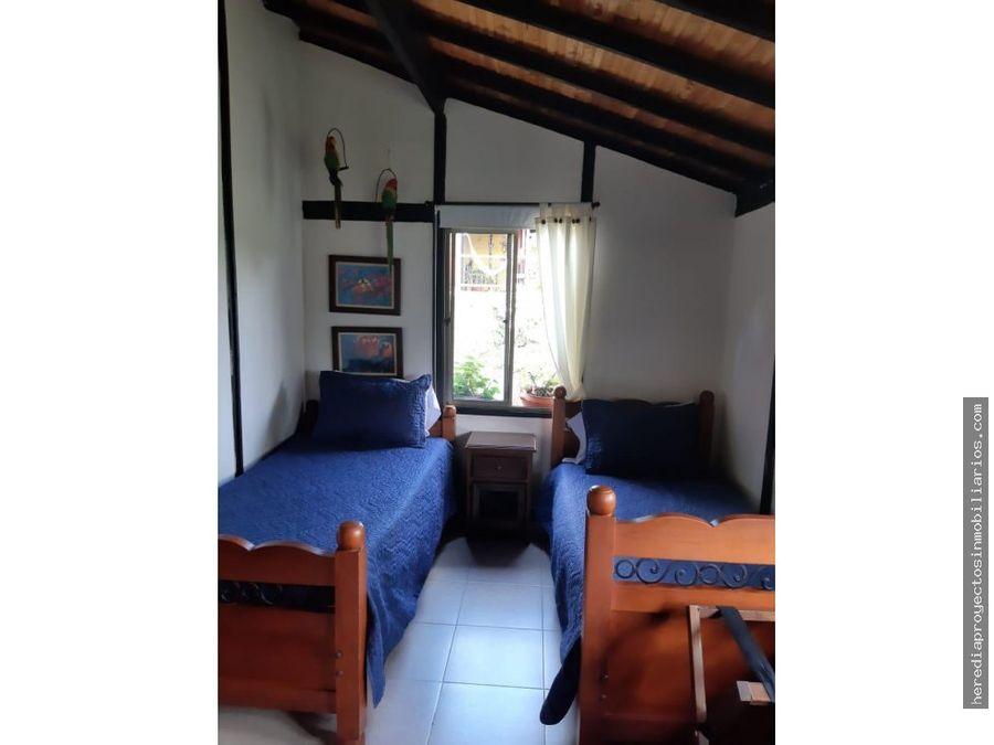 renta casa campestre montenegro