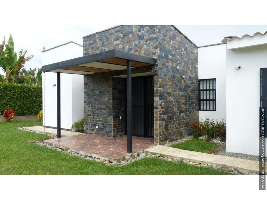 venta casa campestre la tebaida armenia