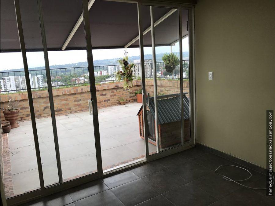 venta penthouse sector fundadores armenia