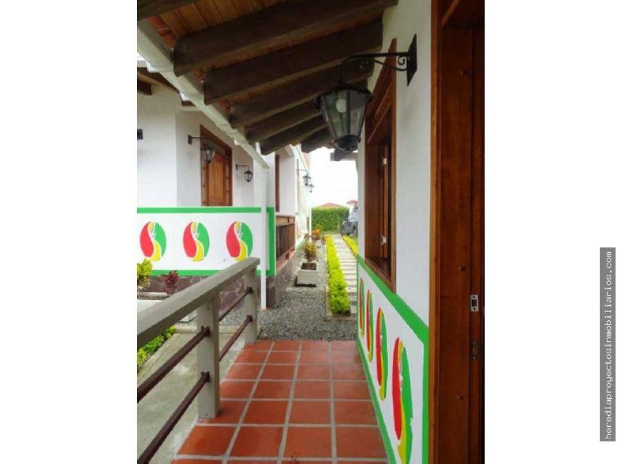 venta casa campestre montenegro quindio