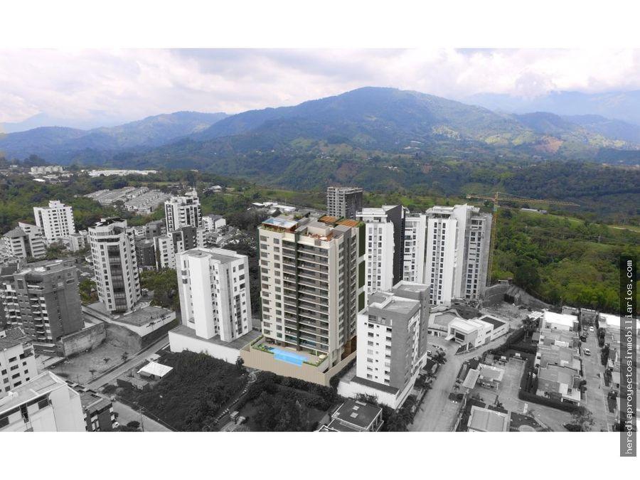 venta apartamento sector castellana armenia