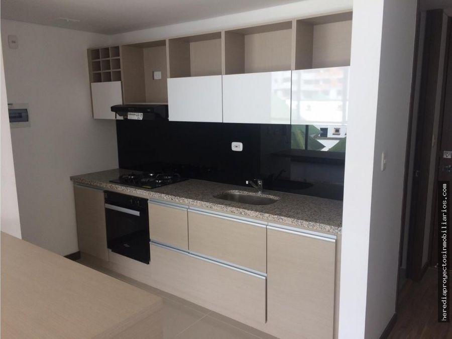 apartamento en venta en 1a club house armenia
