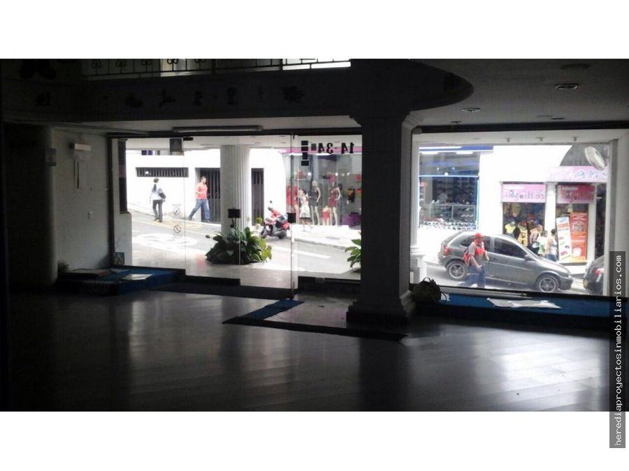 venta local centro