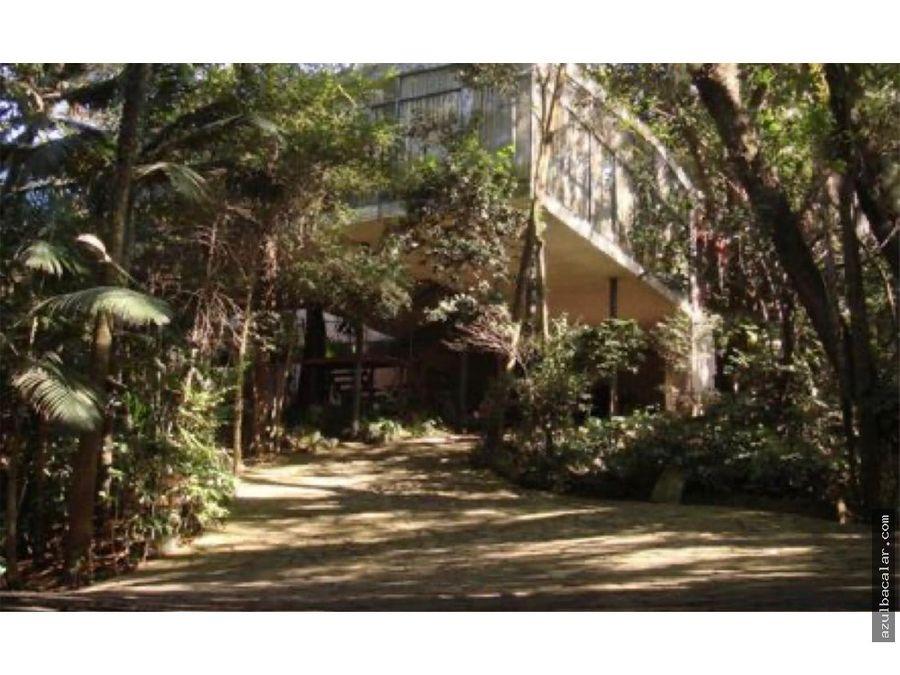 exclusivo desarrollo residencial con acceso privado a la laguna