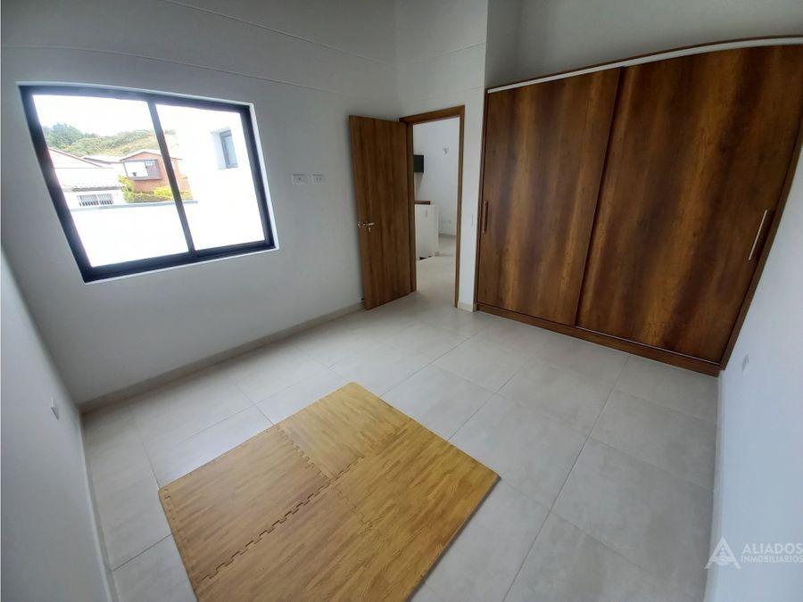 venta de casa en rionegro sector tres cantos