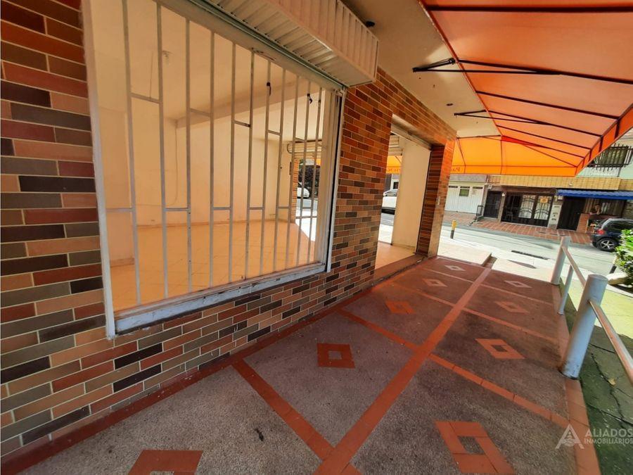 se arrienda local comercial centro de la moda itagui esquina