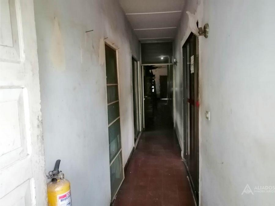 vendo casa lote en barranquilla barrio recreo
