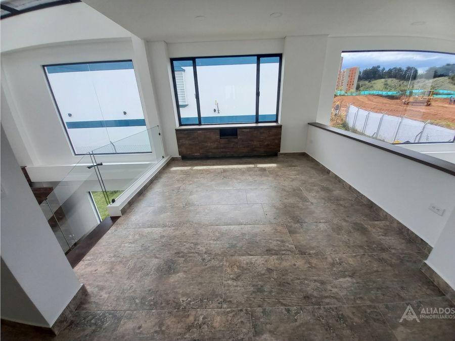 venta de casa en rionegro sector el porvenir