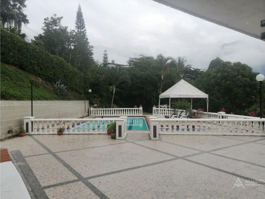 vendo finca de recreo en copacabana antioquia