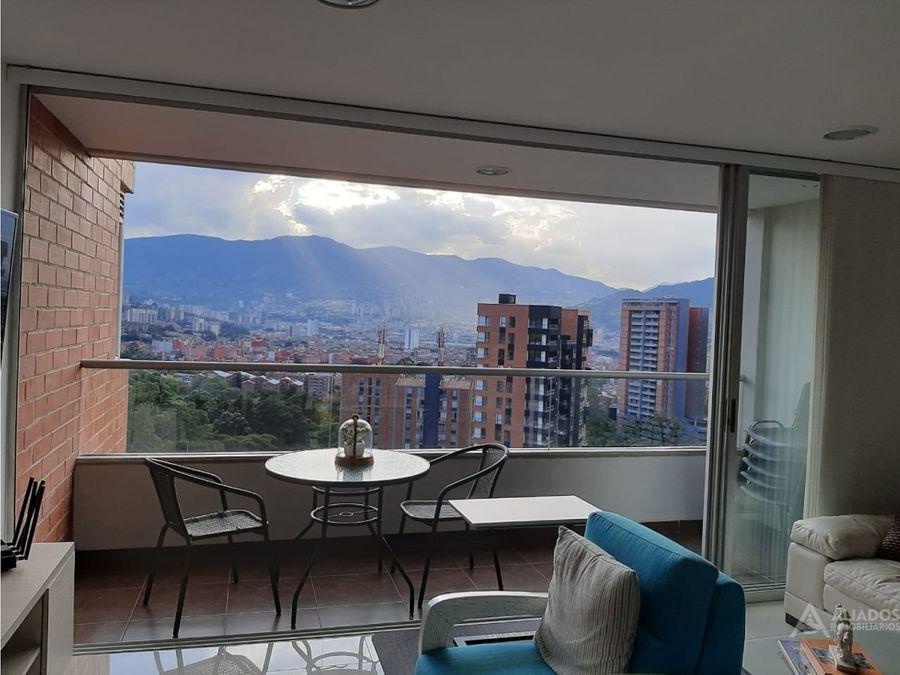 vendo apartamento en cumbres envigado