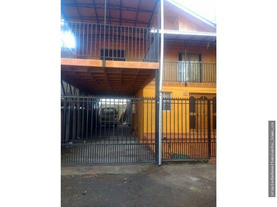 Casa 2 Pisos Machali