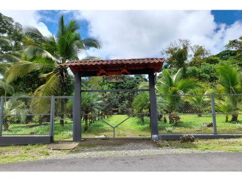 venta de quinta en suerre pococi 8951 m2 220 acres