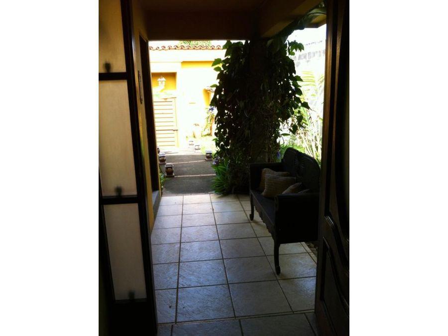 venta casa una planta en los arcos heredia vhp cv252