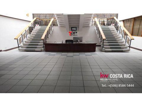 sc edificio oficinas a 2450m2 alquiler barrio tournon san jose