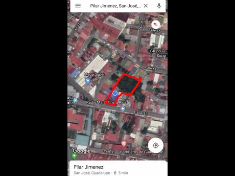 venta lote para desarrollar urbanizar guadalupe vhp lv479