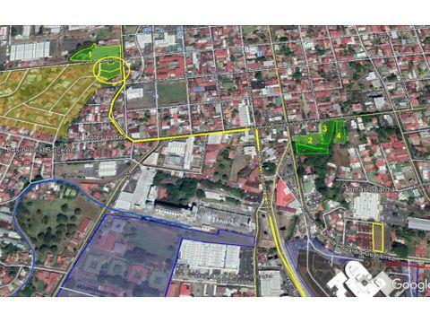 terreno comercial en alajuela centro