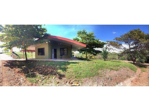 casa en condominio privado tarcoles lagunilla puntarenas hv