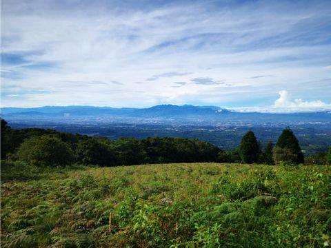 quintas con espectaculares vistas san juan norte de poas alajuela