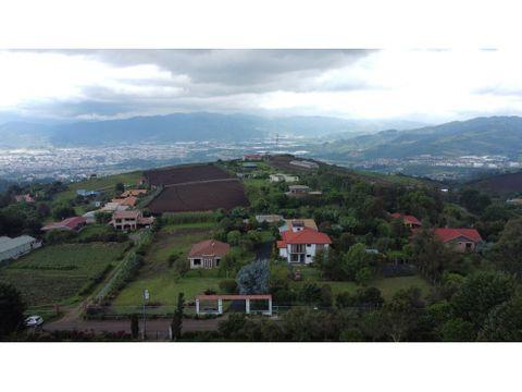 en venta quinta de 7864m2 en residencial colina verde de cartago