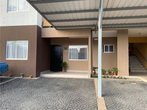 alquiler casa en tejar del guarco cartago condomino valle ilios
