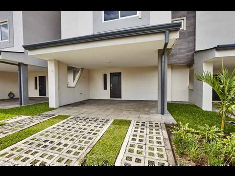 vendo casa en condominio rio palma guachipelin