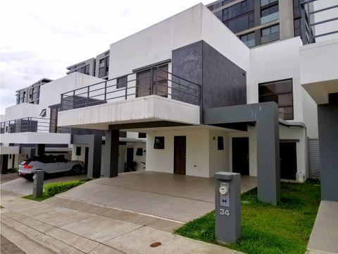 casa en venta o alquiler en condominio 221 guayabos curridabat jpk