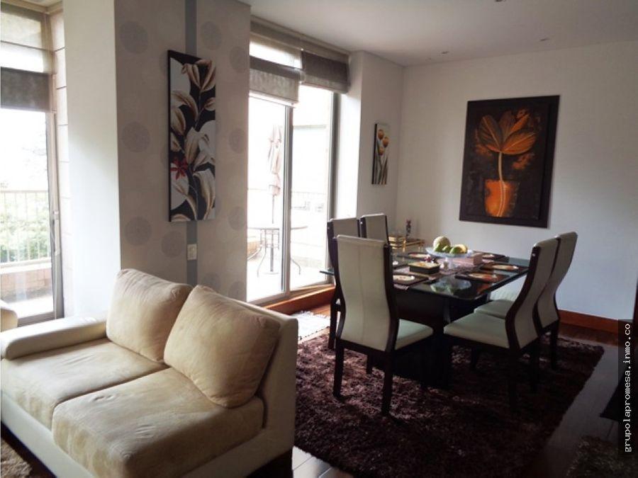 venta de apartamento altos de sotileza bogota