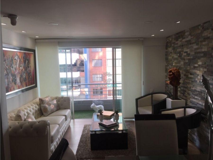 venta apartamento altos de la quinta cabecera